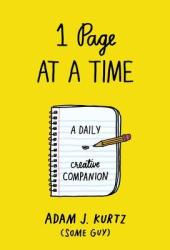 1 Page at a Time: A Daily Creative Companion Pdf Book