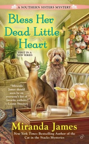 Bless Her Dead Little Heart (Southern Ladies Mystery #1)