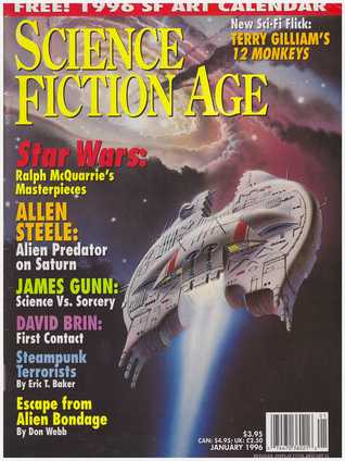 Science Fiction Age (Volume 4 Number 1)