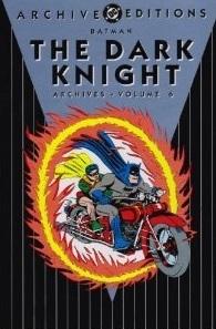 Batman: The Dark Knight Archives, Vol. 6