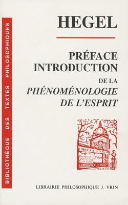 Preface Introduction de La Phenomenologie de L'Esprit