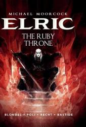 The Ruby Throne (Michael Moorcock's Elric, #1) Book