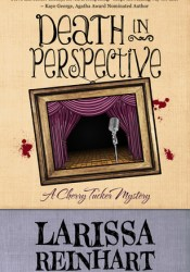 Death in Perspective (A Cherry Tucker Mystery, #4) Pdf Book