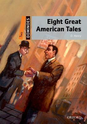 Eight Great American Tales [With CDROM]