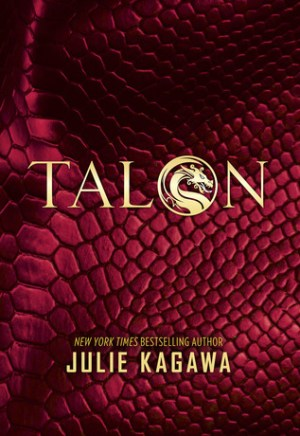 Printcess review of Talon by Julie Kagawa