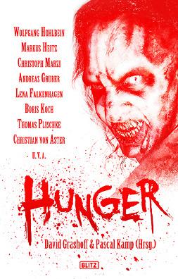 Hunger zweiundzwanzig Zombie-Geschichten