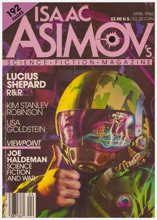 Isaac Asimov's Science Fiction Magazine, April 1986 (Asimov's Science Fiction, #103)