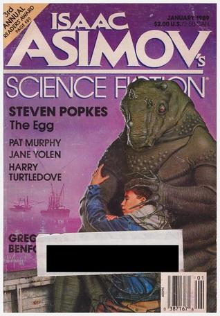 Isaac Asimov's Science Fiction Magazine, January 1989