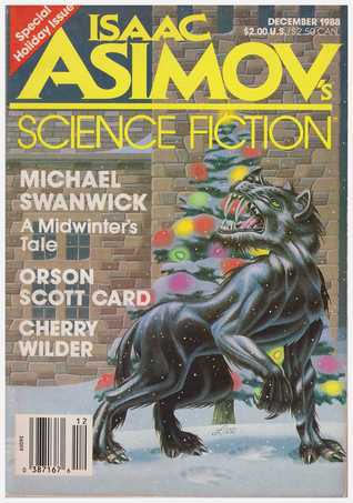 Isaac Asimov's Science Fiction Magazine, December 1988 (Asimov's Science Fiction, #137)