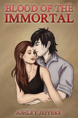 Blood of the Immortal (Blood #1) Book Pdf ePub
