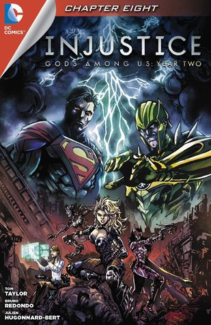 Injustice: Gods Among Us: Year Two (Digital Edition) #8