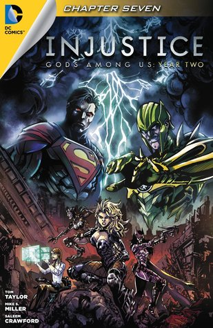Injustice: Gods Among Us: Year Two (Digital Edition) #7