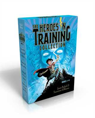 The Heroes in Training Collection (Heroes in Training, #1-4)