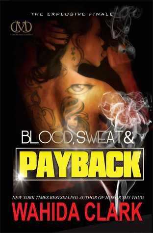 Blood, Sweat & Payback (Payback #4)