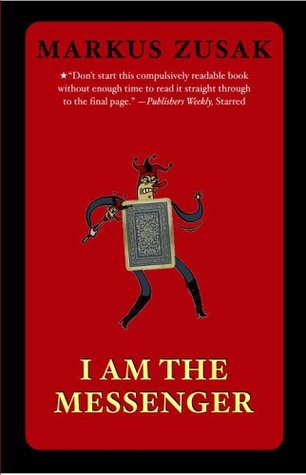 Image result for i am the messenger book