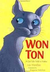 Won-Ton: A Cat Tale Told in Haiku Pdf Book