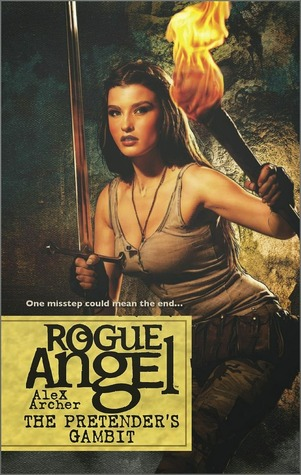 The Pretender's Gambit (Rogue Angel, #51)