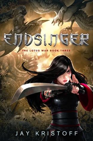 Endsinger (The Lotus Wars, #3)
