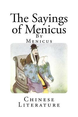 The Sayings of Menicus