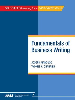 Fundamentals of Business Writing: EBook Edition