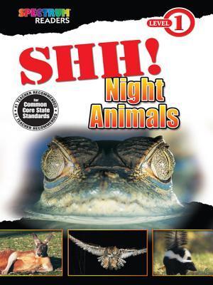 Shh! Night Animals: Level 1