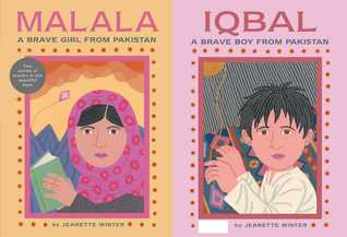 Malala, a Brave Girl from Pakistan/Iqbal, a Brave Boy from Pakistan: Two Stories of Bravery
