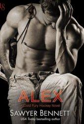 Alex (Cold Fury Hockey, #1) Book