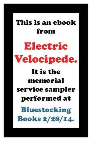 Electric Velocipede Bluestockings Memorial