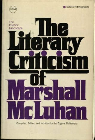 The Literary Criticism Of Marshall Mcluhan