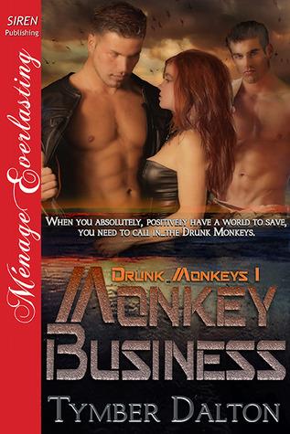 Monkey Business (Drunk Monkeys, #1)