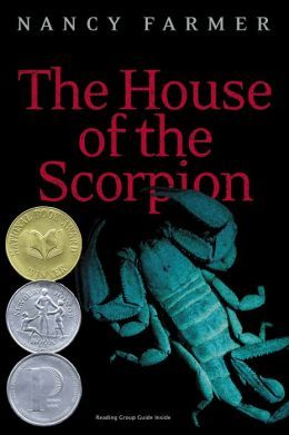 The House of the Scorpion (Matteo Alacran, #1)