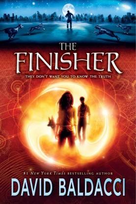 The Finisher (Vega Jane, #1)