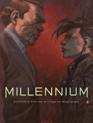 Millennium: 3. De vrouw die met vuur speelde: deel een