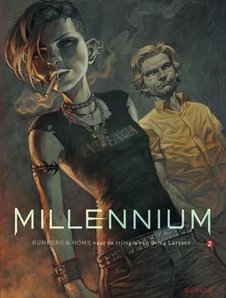 Millennium: 2. Mannen die vrouwen haten: deel twee