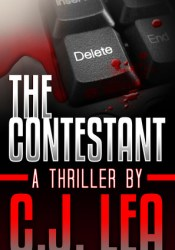 The Contestant Book by C.J. Lea