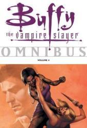 Buffy the Vampire Slayer Omnibus Vol. 4