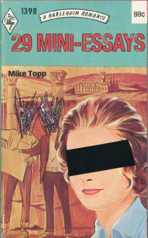 29 Mini-Essays