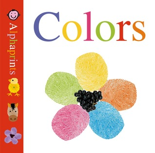 Little Alphaprints: Colors