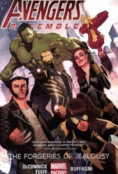 Avengers Assemble: The Forgeries of Jealousy Pdf Book