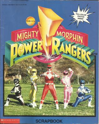 Mighty Morphin Power Rangers Scrapbook