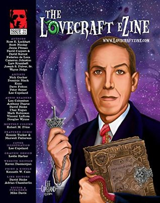 Lovecraft eZine Issue 31 - June 2014