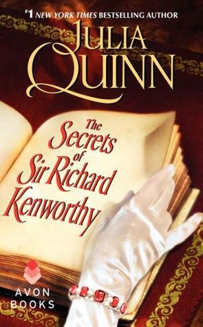 The Secrets of Sir Richard Kenworthy Book Cover