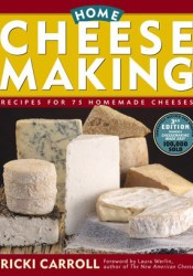 Home Cheese Making: Recipes for 75 Delicious Cheeses Pdf Book