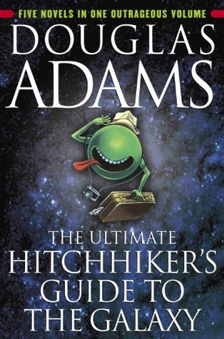 The Ultimate Hitchhiker's Guide to the Galaxy (Hitchhiker's Guide to the Galaxy #1-5 & short story) PDF