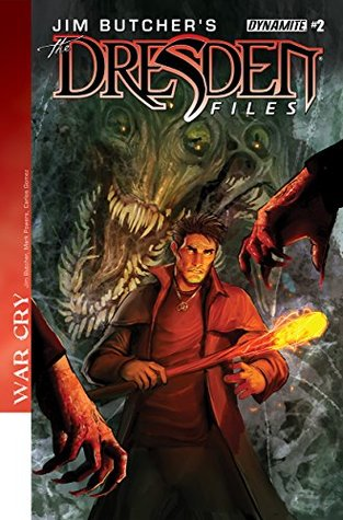 Jim Butcher's Dresden Files: War Cry #2