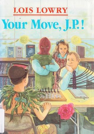 Your Move, J.P.! (Caroline Tate, #3)