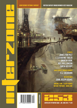 Interzone 253, July-August 2014 (Interzone, #253)