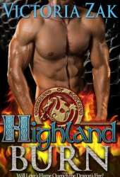 Highland Burn (Guardians of Scotland, #1) Book Pdf
