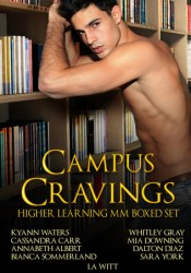 Campus Cravings: Higher Learning MM Boxed Set Pdf Book