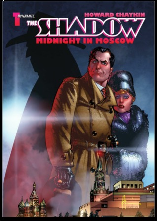 The Shadow: Midnight in Moscow #1